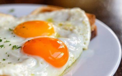 鸡蛋减肥法,一周减肥菜单食谱,轻松减掉10KG!