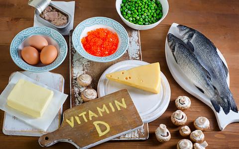 维生素D不足?维他命D食物剂量表让你一次补足!