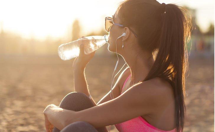 喝水的8个最佳时间