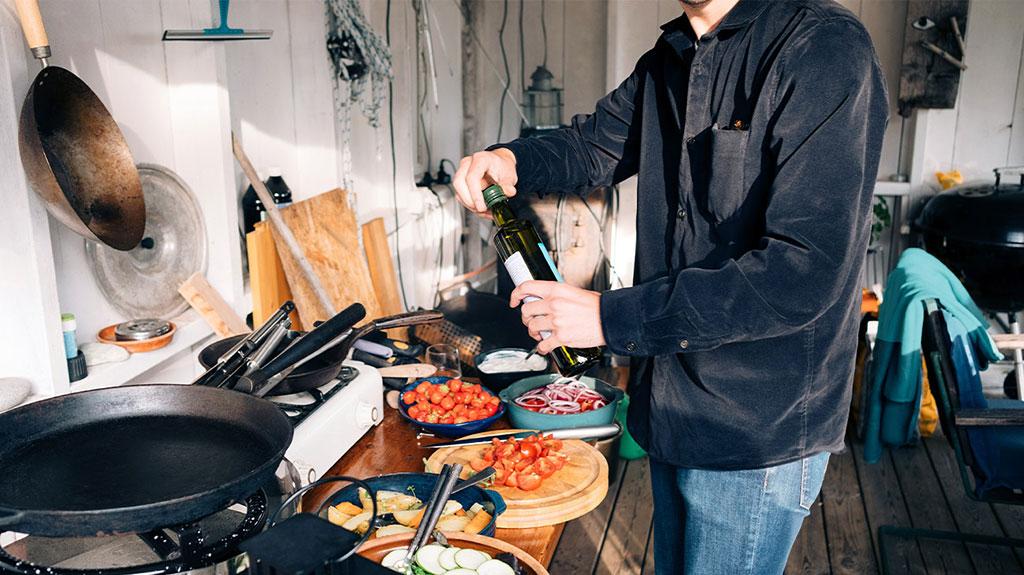 每天半汤匙的橄榄油如何能改善心脏健康