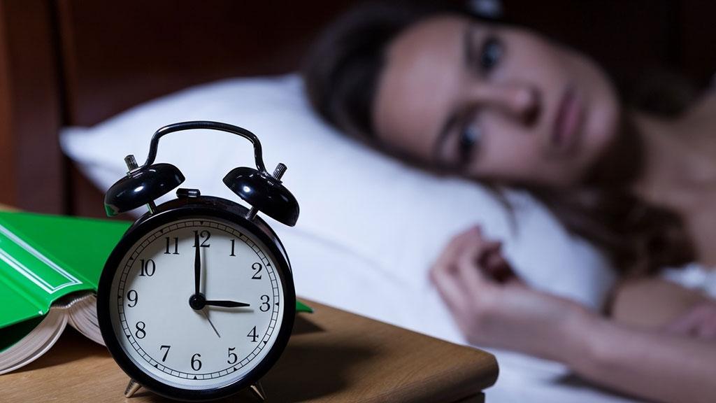 克服失眠小妙招:改变你的生活方式