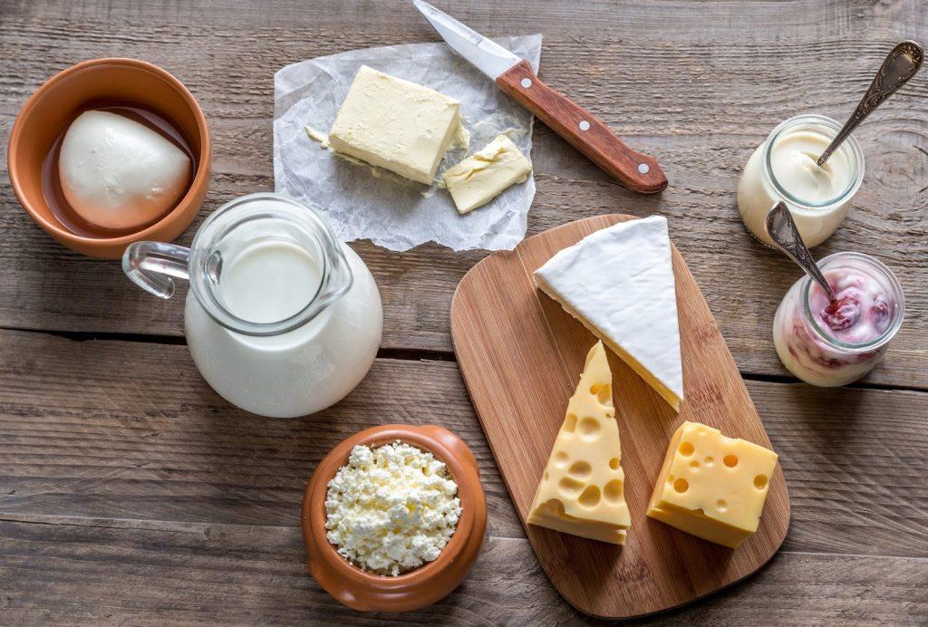 """种天然乳糖含量低的乳制品,乳糖不耐症也可适当食用"""""""
